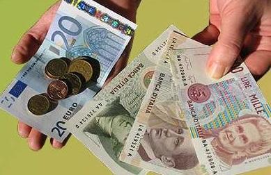 LIRA EURO
