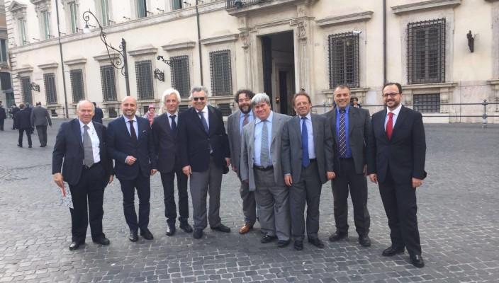 delegazione consiglio dei ministri