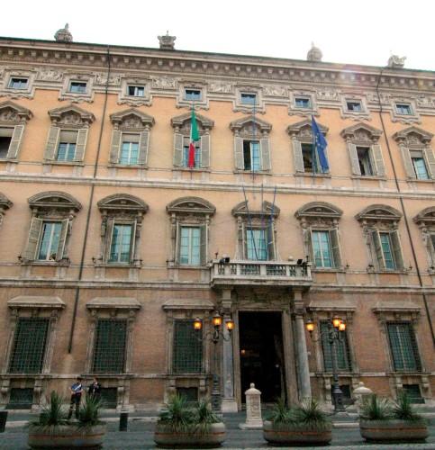 Palazzo_Madama senato_-_Roma
