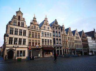 Anversa, la città dei diamanti