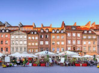Vivere a Varsavia, tra ricordi e meraviglia