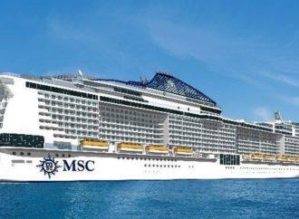 Ripartono dal nostro Paese le navi MSC